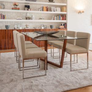Mesa de jantar LOVELY Interdesign